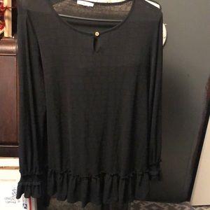 Easel boutique blouse